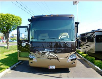2012 Tiffin Allegro Breeze 32′ For Sale – Oregon   Bwana