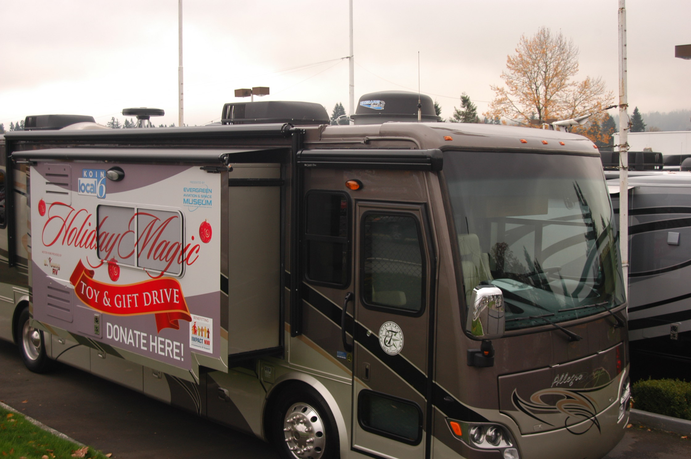 Tiffin Motor Homes Inc. | RV Business