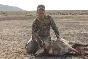 Dandy Buck Lope from the South Wagontire Unit in Oregon!