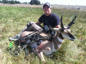 Mark took his Antelope a few days later on the hunt with Jeff in 2013!