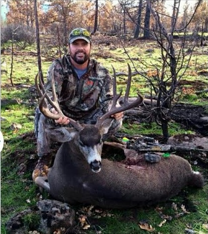 Manny knows what Big Blackies are and I have seen a few of his bucks!