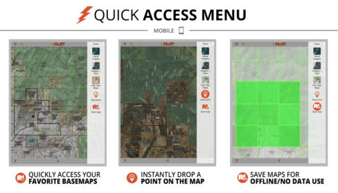 onXmaps Hunt - Easy to use!